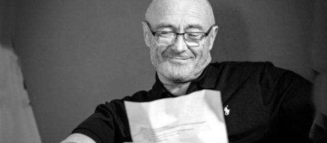 VOS QUESTIONS à PHIL COLLINS