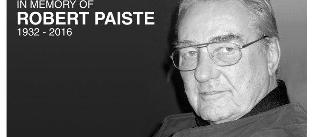 RIP ROBERT PAISTE