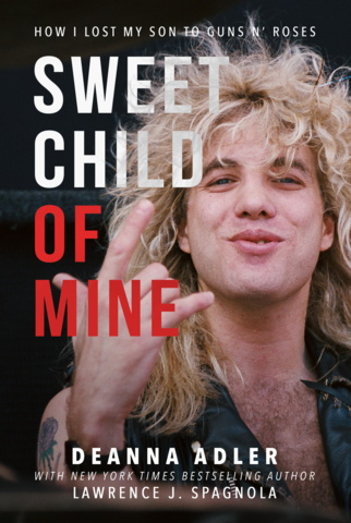 Guns N'Roses : La mère du batteur se confie dans un livre