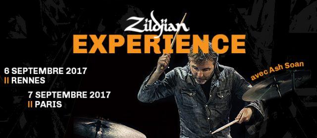 Zildjian Experience en France !
