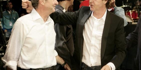 Nick Mason et Paul McCartney unis pour sauver la musique live