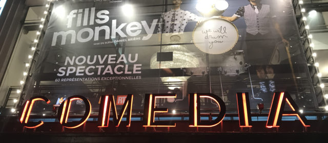 FILLS MONKEY : LE DRUM SHOW DU SIECLE ?
