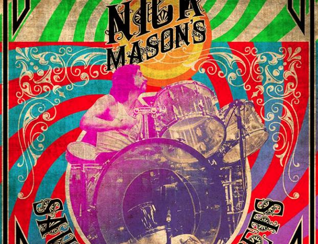 NICK MASON EN SOLO !