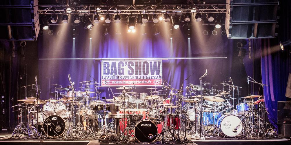 BAG'SHOW 2018 : Réservez votre billet !