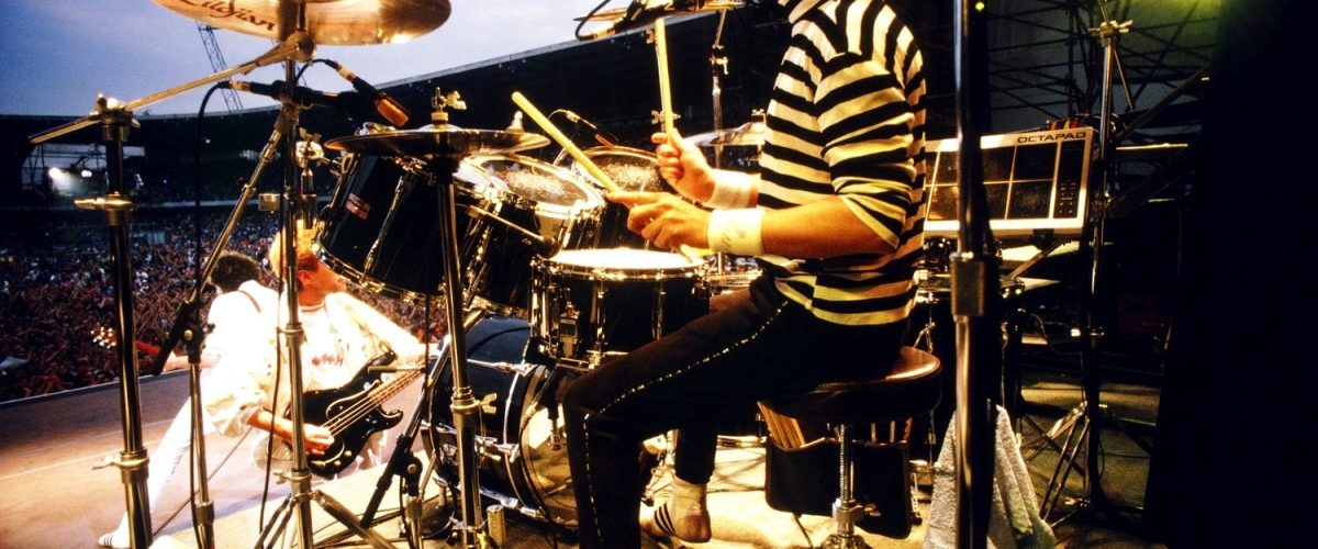 Roger Taylor : The Show Must Go On