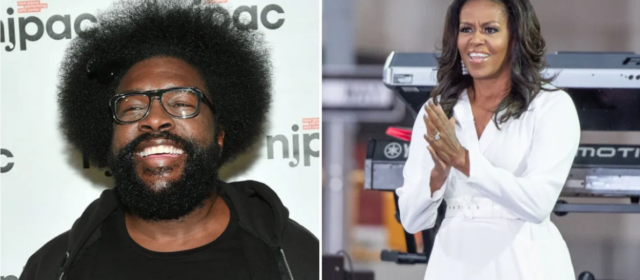 QUESTLOVE FEAT. MICHELLE OBAMA