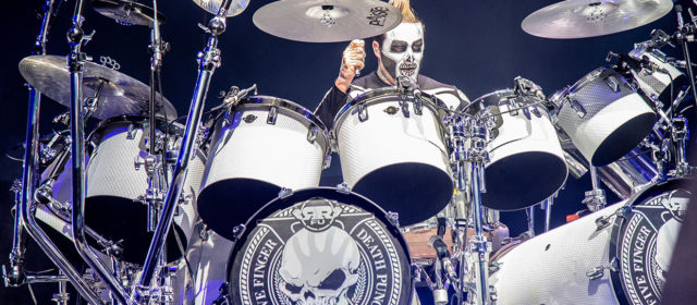 JEREMY SPENCER QUITTE FIVE FINGER DEATH PUNCH