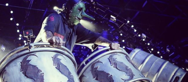 SLIPKNOT : CHRIS FEHN MIS À LA PORTE