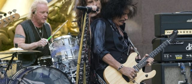 AEROSMITH : L'AFFAIRE « JOEY KRAMER »