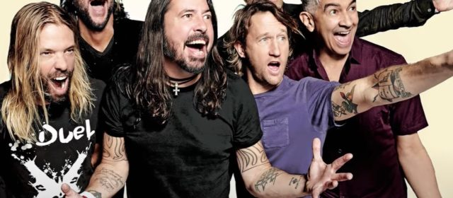 FOO FIGHTERS : ET DE DIX !