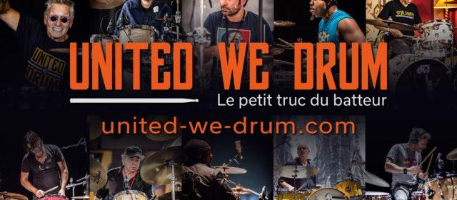 UNITED WE DRUM