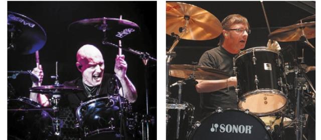AC/DC : Chris Slade surpris par le retour de Phil Rudd