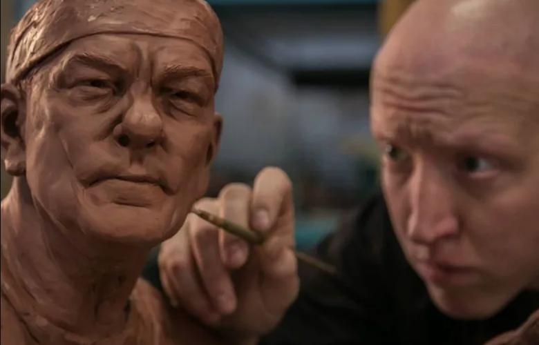 Neil Peart : une sculpture en son honneur