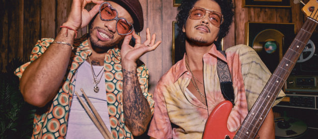 Bruno Mars forme un groupe avec Anderson .Paak