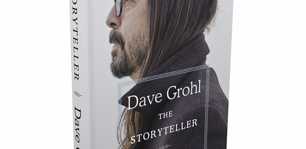 Dave Grohl sort son autobiographie